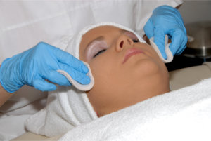 skincare facial treatment